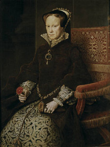 Mary I. Antonis Mor [Public domain], via Wikimedia Commons